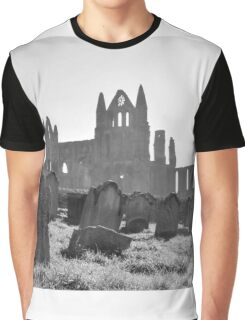 Whitby Abbey Graphic T-Shirt