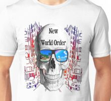 New World Order illuminati conspiracy theory Unisex T-Shirt