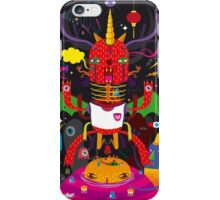 brain tumor iPhone Case/Skin