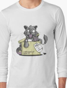 Schrödinger Cat Long Sleeve T-Shirt
