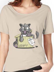 Schrödinger Cat Women's Relaxed Fit T-Shirt