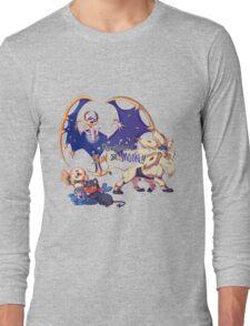 Pokemon Sun and Moon Long Sleeve T-Shirt