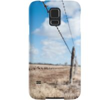 Run The Wire Samsung Galaxy Case/Skin