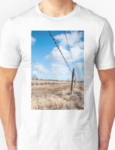 Run The Wire Unisex T-Shirt