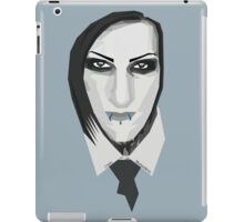 Chris Motionless iPad Case/Skin
