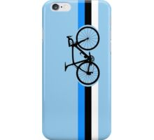 Bike Stripes Estonia iPhone Case/Skin