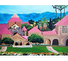 Stanford Main Quad Photographic Print