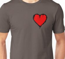 Street Heart  Unisex T-Shirt