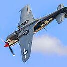 Curtiss P-40M Kittyhawk G-KITT 43-5802 by Colin Smedley