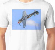 Curtiss P-40M Kittyhawk G-KITT 43-5802 Unisex T-Shirt