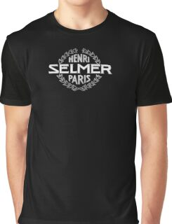Vintage silver selmer Graphic T-Shirt