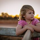 Sunset Thinking... by Sally Werner