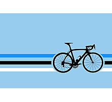 Bike Stripes Estonia v2 Photographic Print