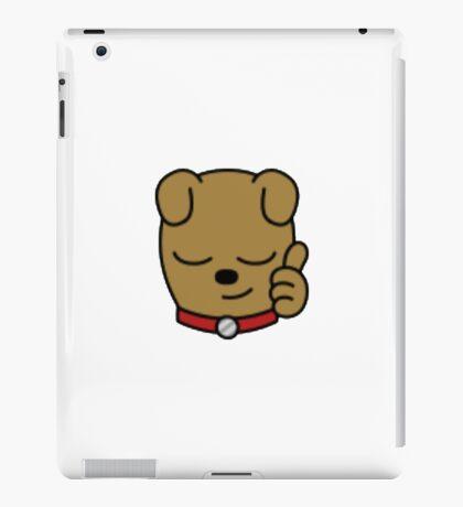 KakaoTalk Friends Frodo (Thumb Up) iPad Case/Skin