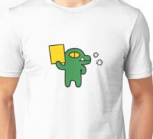 KakaoTalk Friends Con (Yellow Card) Unisex T-Shirt