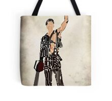 Ash - The Evil Dead Tote Bag