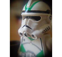 Seige Battalion Clone trooper Photographic Print