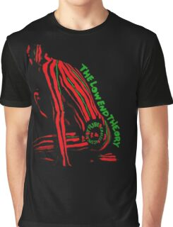 -MUSIC- The Low End Theory Cover Graphic T-Shirt