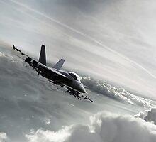 F/A-18 Super Hornet by J Biggadike