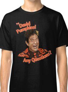 David Pumpkins! Classic T-Shirt