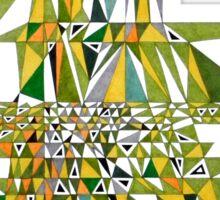 Tetris n. 4 Sticker