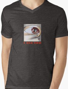 Eye n. 46 Mens V-Neck T-Shirt