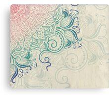 Mandala - Canvas Canvas Print