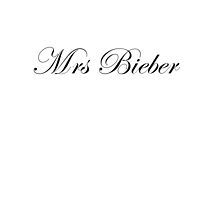 Mrs Bieber by pojk