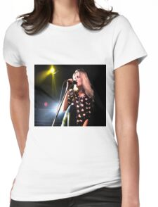 Alison Mosshart of The Kills Womens Fitted T-Shirt
