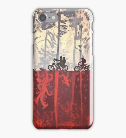stranger iPhone Case/Skin