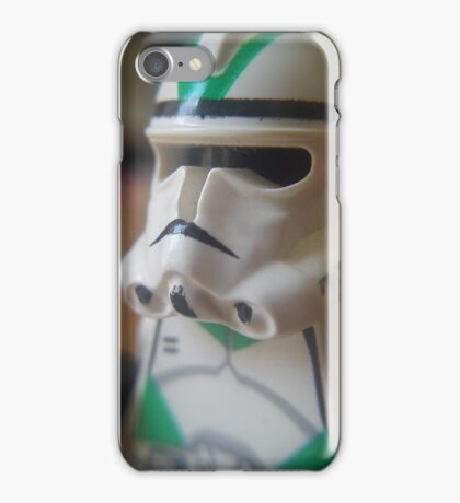 Seige Battalion Clone trooper iPhone Case/Skin