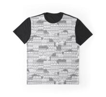 Tbilisi Graphic T-Shirt