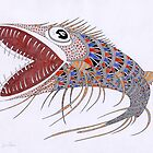 Shark fish by federico cortese