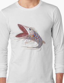Shark fish  (original sold) Long Sleeve T-Shirt