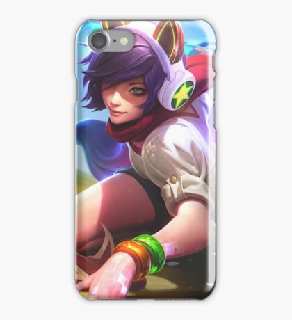 League of Legends : Arcade Ahri iPhone Case/Skin