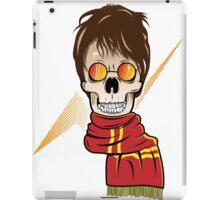 Skull Potter iPad Case/Skin