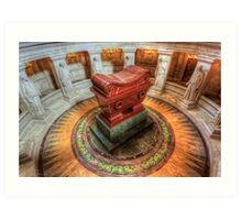 Napoleon's Tomb © Art Print