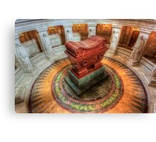 Napoleon's Tomb © Canvas Print