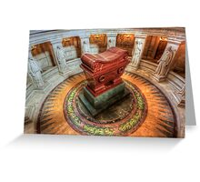 Napoleon's Tomb © Greeting Card