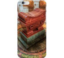 Napoleon's Tomb © iPhone Case/Skin