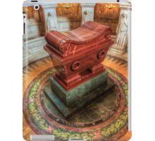 Napoleon's Tomb © iPad Case/Skin