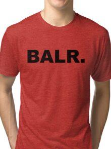 BALR. Tri-blend T-Shirt