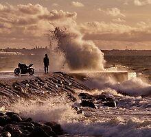 A bit stormy October by Bluesrose