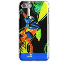 Sustah Girl Hip-Hop Dancer iPhone Case/Skin
