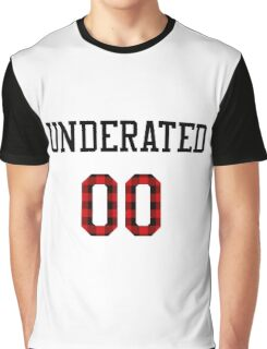 UNDERATED Swag Graphic T-Shirt