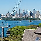 Sydney Harbour Panorama. by sunnypicsoz