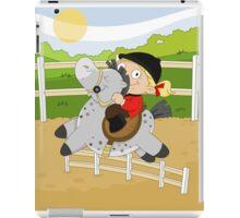 Olympic Sports: Equestrian iPad Case/Skin