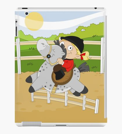 Olympic Sports: Equestrian iPad Case/Skin