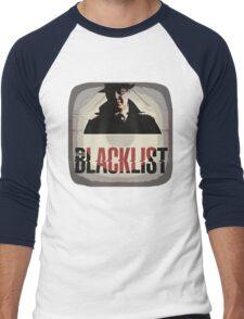 The Blacklist t shirt Men's Baseball ¾ T-Shirt