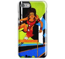 Sustah Girl Track Star iPhone Case/Skin